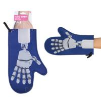 Quality Waterproof Neoprene Kitchen Oven Mitts Customzied Color With Heat Resistance for sale