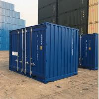 Quality Railway Steel Mobile Mini Containers 12 Feet Storage Transportion for Cargo for sale