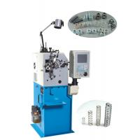 Buy cheap Nice Structured Spring Coilers 550 Pcs/Min , Automatic Oiling Spring Winding Machine product