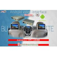 Quality Headrest Monitor WIFI Android Auto Interface for 2014 Cadillac XTS,CTS,CT with Android / IOS Mirrorlink for sale