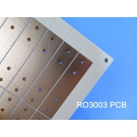 Buy Rogers RO3003 60mil 1.524mm High Frequency PCB DK3.0 RF PCB for Power Amplifiers and Antennas at wholesale prices