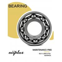 Quality ISO 9001 6310 Self Lubricating Plain Bearing Deep Groove Bearing Nylon Cage for sale