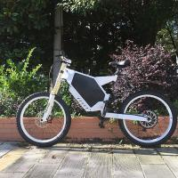 Quality 72V 5000W Electric Assist Mountain Bike With 72V 26Ah Lithium Ion Battery for sale