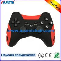Quality Wireless bluetooth game controller with sixaxis function double shock gamepad for sale
