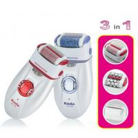 Quality Rotating Disc Type and Rechargeable Battery Power Supply Electric Callus Remover for sale