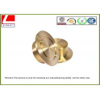 Quality Computer Numerical Control CNC Custom Machining Precision Brass Components for sale