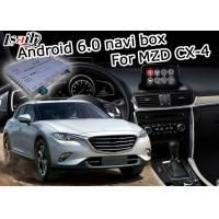 Buy cheap Mazda CX-4 Multimedia video interface Android 6.0 with Mazda origin knob control from wholesalers