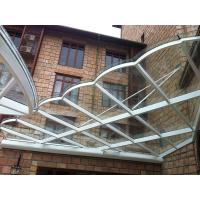 Quality Laminated Security Glass , Toughened Glass Panels For Balcony for sale