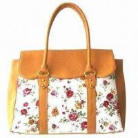 Buy cheap Handbag, Available in Various Colors/Designs, Natural and Comfortable, Sense of Vision and Touch product