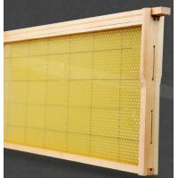 hot sale American standard fir wooden beehive frame