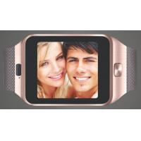 Quality 2015 competitive price wemelody Z09 smart watch with sim card for sale