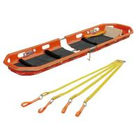 Quality ABS Emergency Rescue Basket Stretcher With Safety Belts For Transfer Patients for sale
