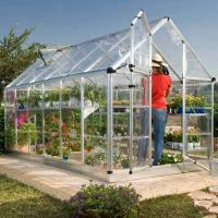 Quality Walk-in greenhouse DIY By Ourselves Easily HX65125G for sale