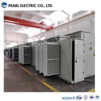Quality Padmounted transformer used for power supply of end user and grid for sale