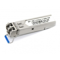 China 1.25G 1310nm 20KM Dual Fiber Optic SFP+ Transceiver Module on sale