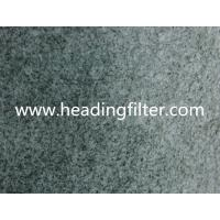 Quality Antistatic Nonwoven Needle Punched Felt for sale