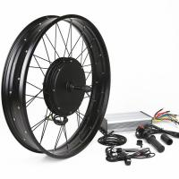 Quality Lightweight Electric Bicycle Conversion Kit Electric Push Bike Conversion Kits for sale