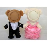 Supply 3d face doll Couple Series F
