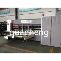 Quality High Speed Corrugated Cardboard Automatic Lead Feeder Slotter Machine for sale