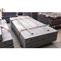 Quality High Cr Impact Crusher Blow Bars HRC62 Ni Hard Casting for sale