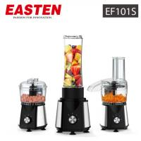 Quality 3-in-1 Smoothie Blender/0.5 Liters Meat Chopper/ Slicing Food Processor/ 350W Multi-functional Food Processor for sale