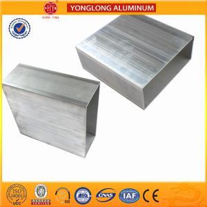 Buy cheap OEM Machined Aluminium Profiles , Building Material Aluminium Die Casting Parts from wholesalers