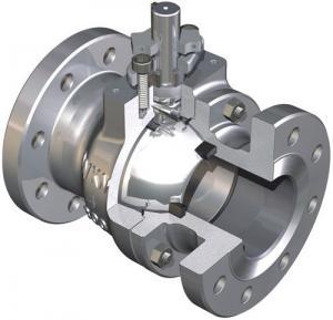 Q41F fluorine plastic lining ball valve