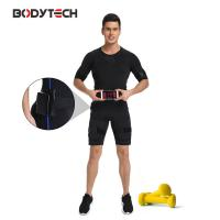 China wave fitness ems training/electric muscle stimulation workout/electric bodysuit workout on sale