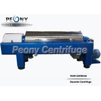 2Phase Solid Liquid Separation Decanter centrifuge with Centripetal Pump for sale