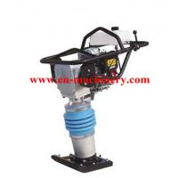 Quality Road Construction Gasoline Tamping Rammer with construction industry Vibration ramming for sale