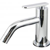 Quality High purity Brass Single Hole Bathroom Sink Faucet with CE certificate for sale