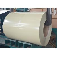 Buy cheap CS-FS-SS Color Coated Galvanized Steel Coil PE Resin Paint Top 25um Back 10um product