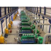 10 X 2000kW Heavy Fuel Oil Power Plant 500 Rpm 600 Rpm 750 Rpm With Generating Sets