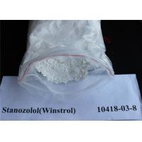 Buy cheap C21H32N2O Oral Anabolic Steroids Muscle Mass 10148-03-8 Stanozolol Winstrol product