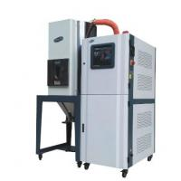 China Blue PET Plastic 2 in 1 plastic dehumidifying dryer 160U/120H with CE Certification to European on sale