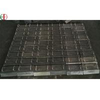 Quality High Cr Alloy Steel Casting Of Lifter Bar For Mill Parts , Wear Resistant EB2009 for sale