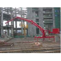 Quality HG13 Spider Concrete Placing Boom 13m Boom Length ﹣20~48℃ Working Temperature for sale