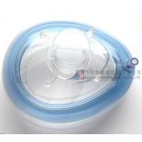 Buy cheap Clear Infant Baby Hosptial Inflatable Anesthesia Face Mask ISO13485 product
