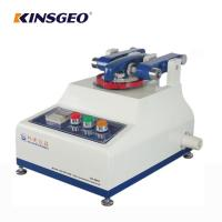 China Taber Wear Rotary Abrasion Tester Wear Testing Machine Electronic on sale