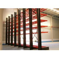 Quality Single Sided Cantilever Storage Racks 1500MM Max. Arm Length For Irregular / Longer Products for sale