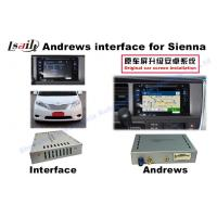 Quality 1.6 Ghz Multimedia Interface Box Toyota Sienna Use for sale