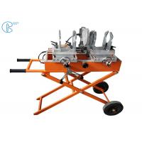Quality Bench 25 - 160mm  Working Range Welding machine Using For Pipes And Fittings for sale