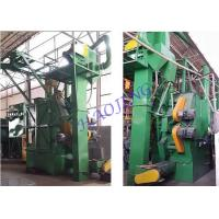 Customized Hanger Type Shot Blasting Machine For Medium Large Castings Forgings Weldings