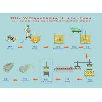 Quality Auto pulp molding egg-tray production process for sale