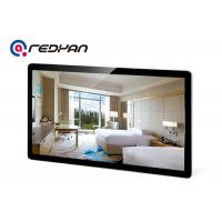 Quality 35MM Thick 3G Digital Signage 350nits 32 Inch With Metal Tempered Glass for sale