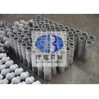 Quality Reaction Bonded Silicon Carbide Pipe For Iron / Steel Industry Bogie Kilns for sale