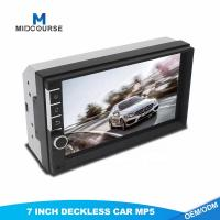 Quality 12 V Car 2 Din Touch Screen HD Led Monitor for sale