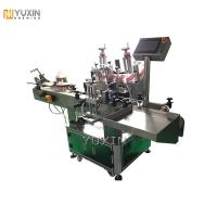 Quality industrial used automatic beer glass bottle labeling machine for sale for sale