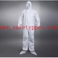 China disposable paper suits disposable lab gown cheap lab jackets disposable white lab coats on sale