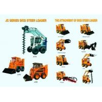 Buy cheap Jc Series Skid Loader with CE and Epa Certificate from wholesalers